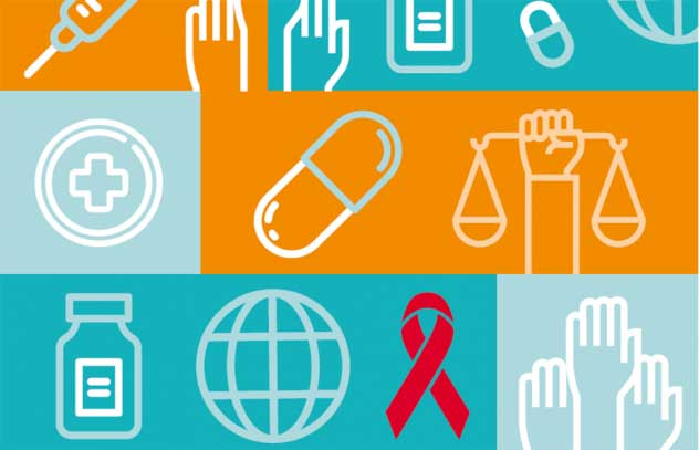 unaids news source illustration